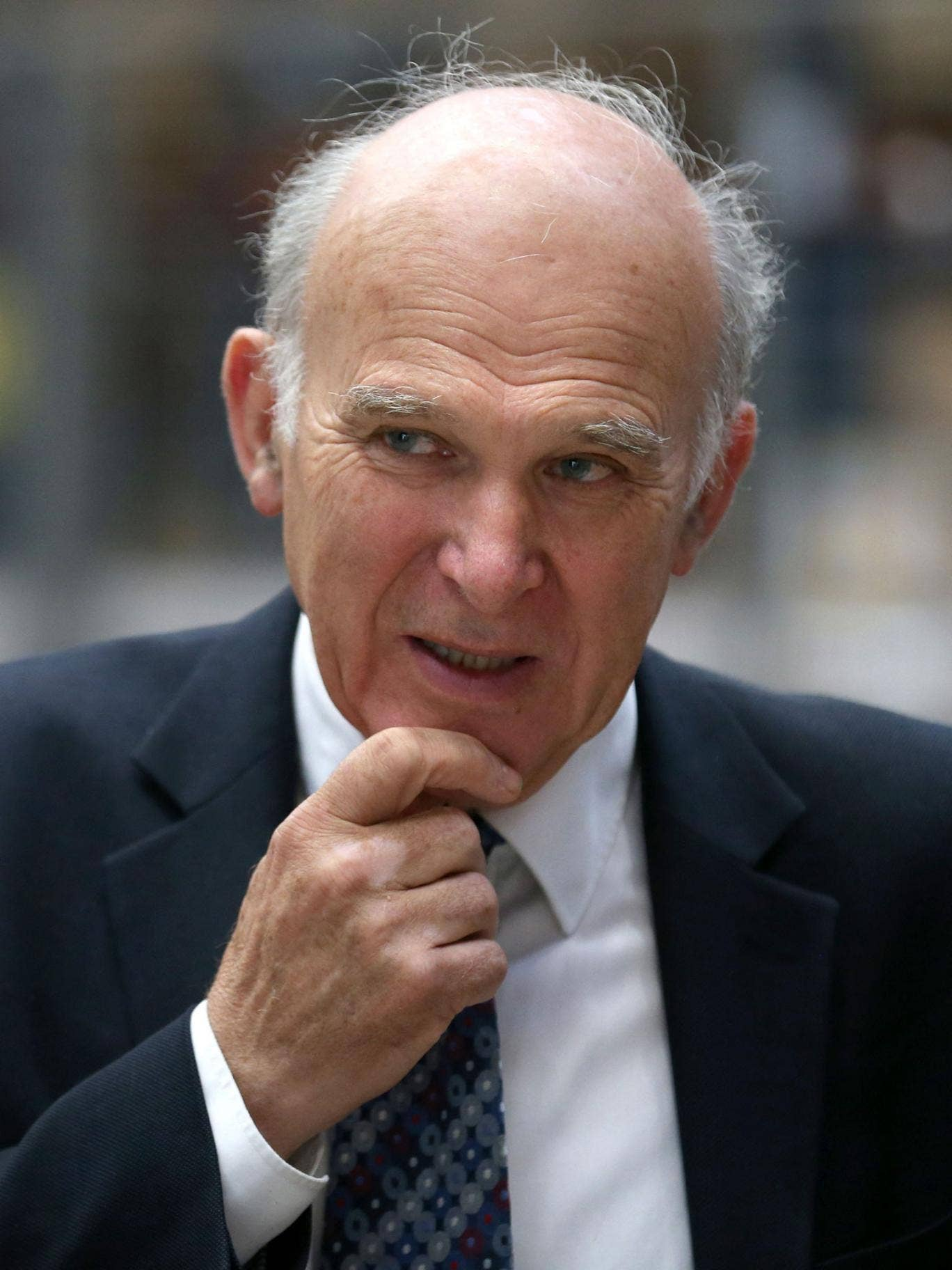 Business Secretary Vince Cable has been accused of providing contradictory evidence to MPs