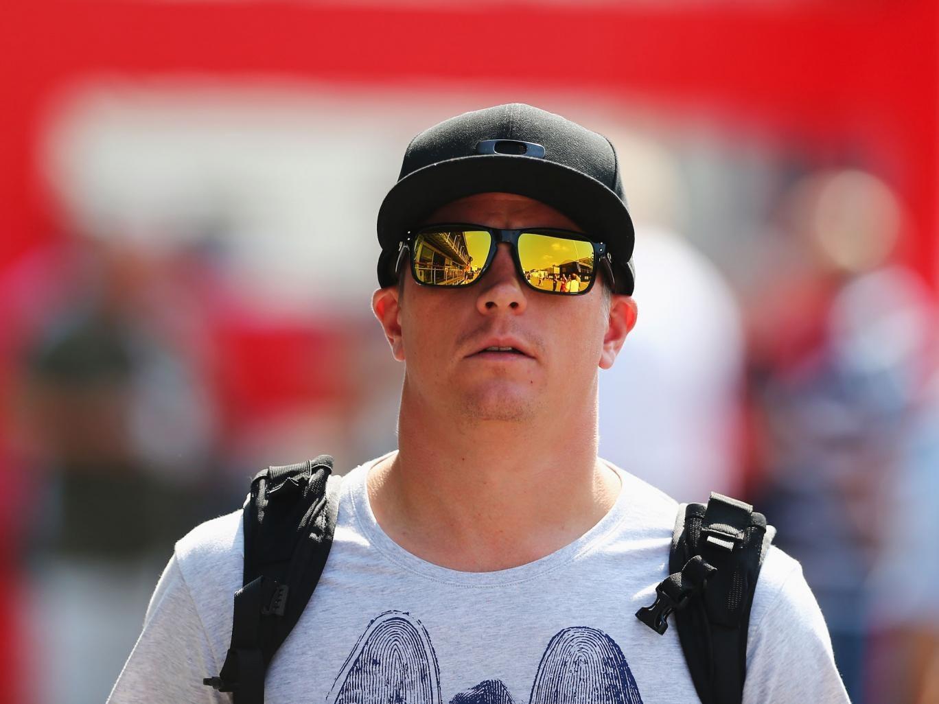 Kimi Raikkonen appears to be closing in on a return to former team Ferrari