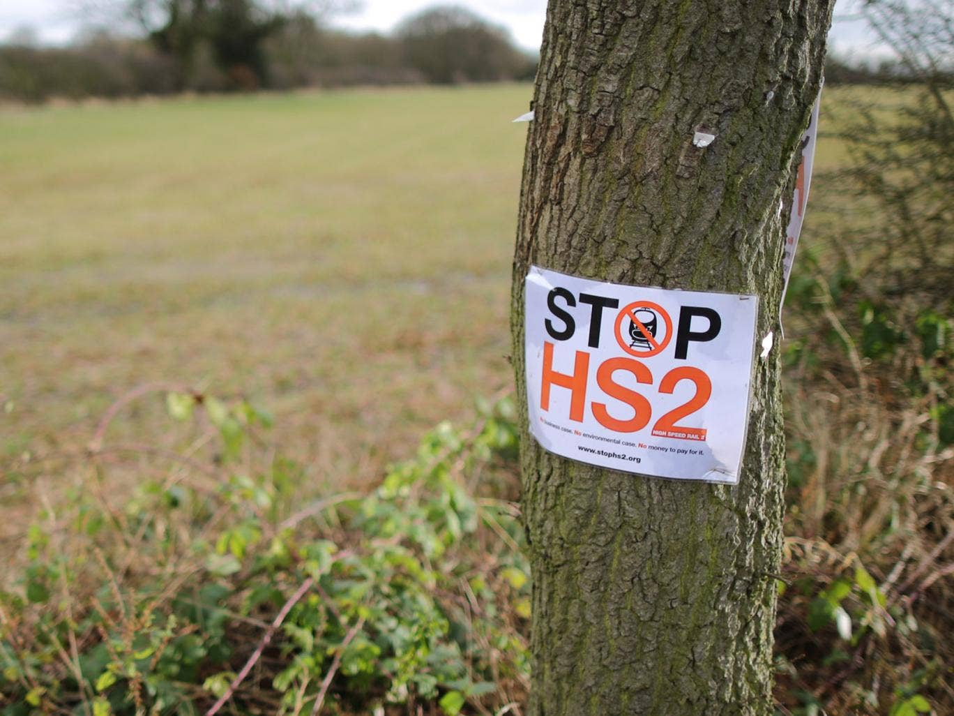 The Government has faced a barrage of criticism over the HS2 plans