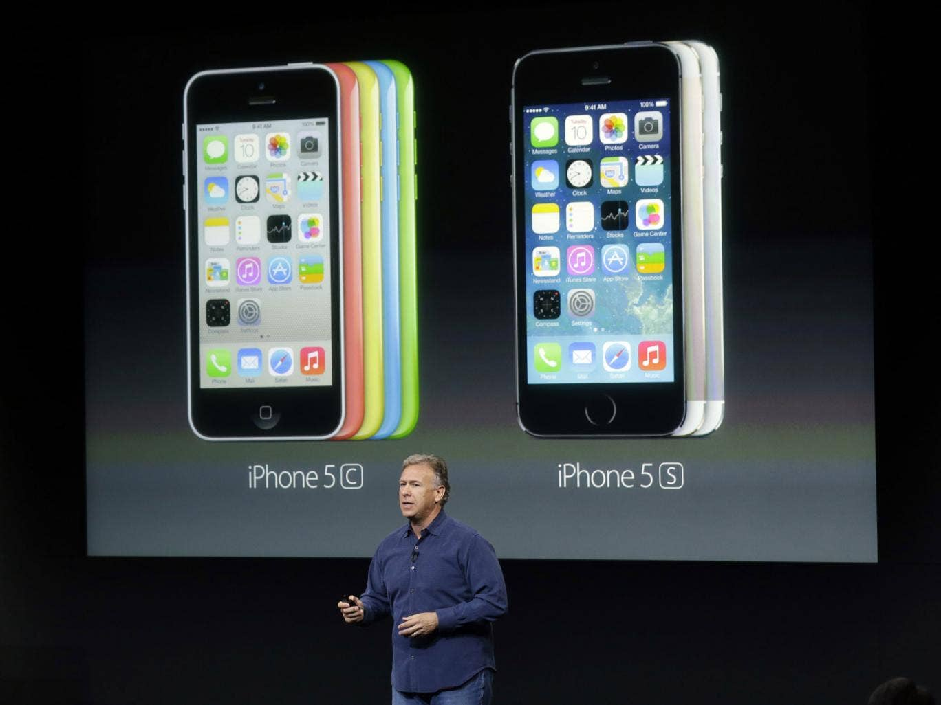 Phil Schiller talks about the pricing of their new products, the iPhone 5C and iPhone 5S