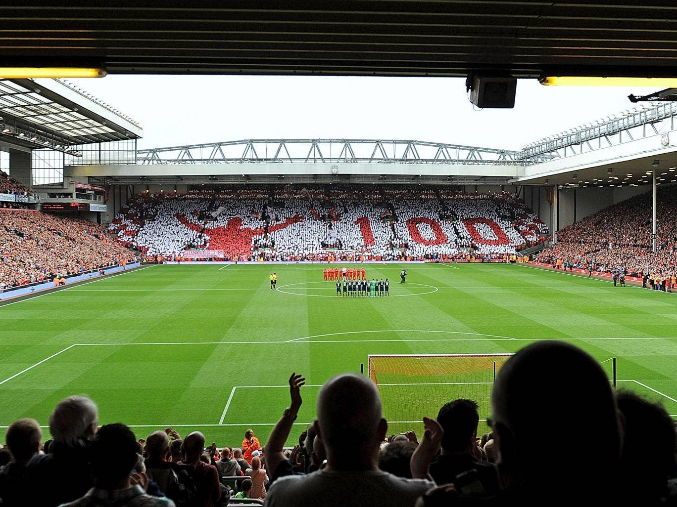 Liverpool have cleared virtually all the obstacles to the expansion of Anfield