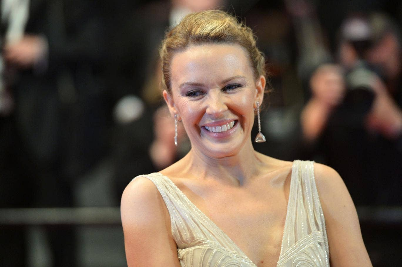 Kylie Minogue at the Cannes film festival 2013