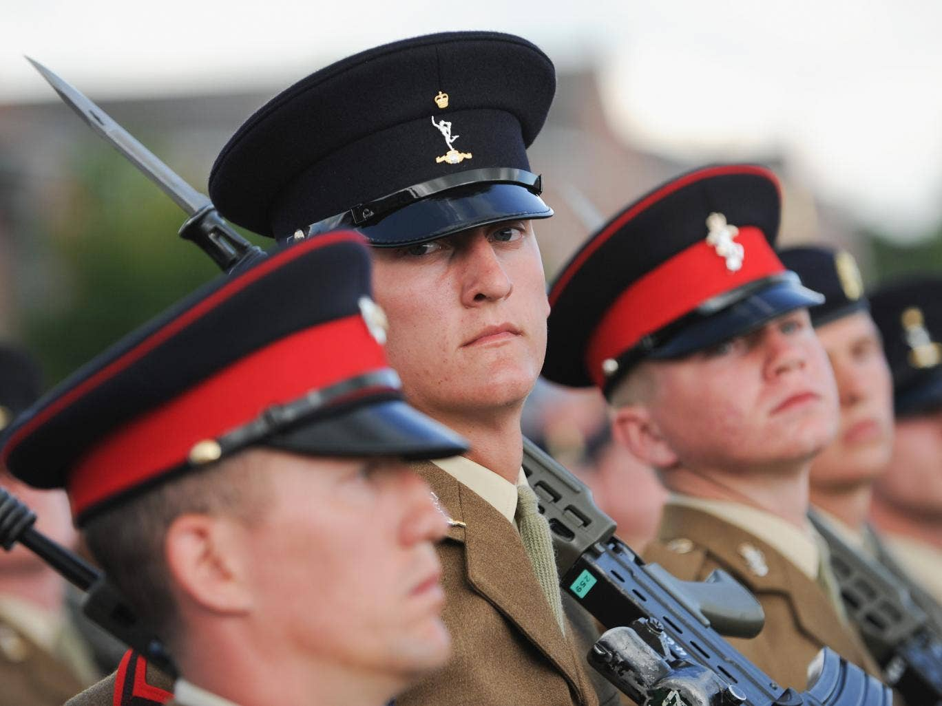 Labour says the forces should boost in-service training so personnel have more skills when they leave