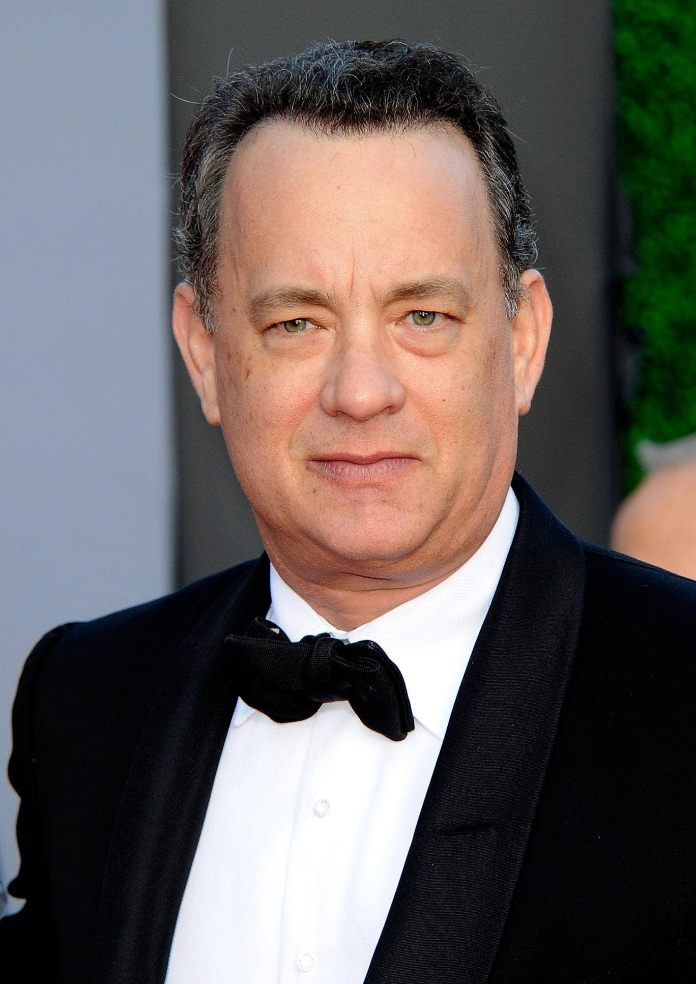 The actor Tom Hanks was on jury duty in Los Angeles this week