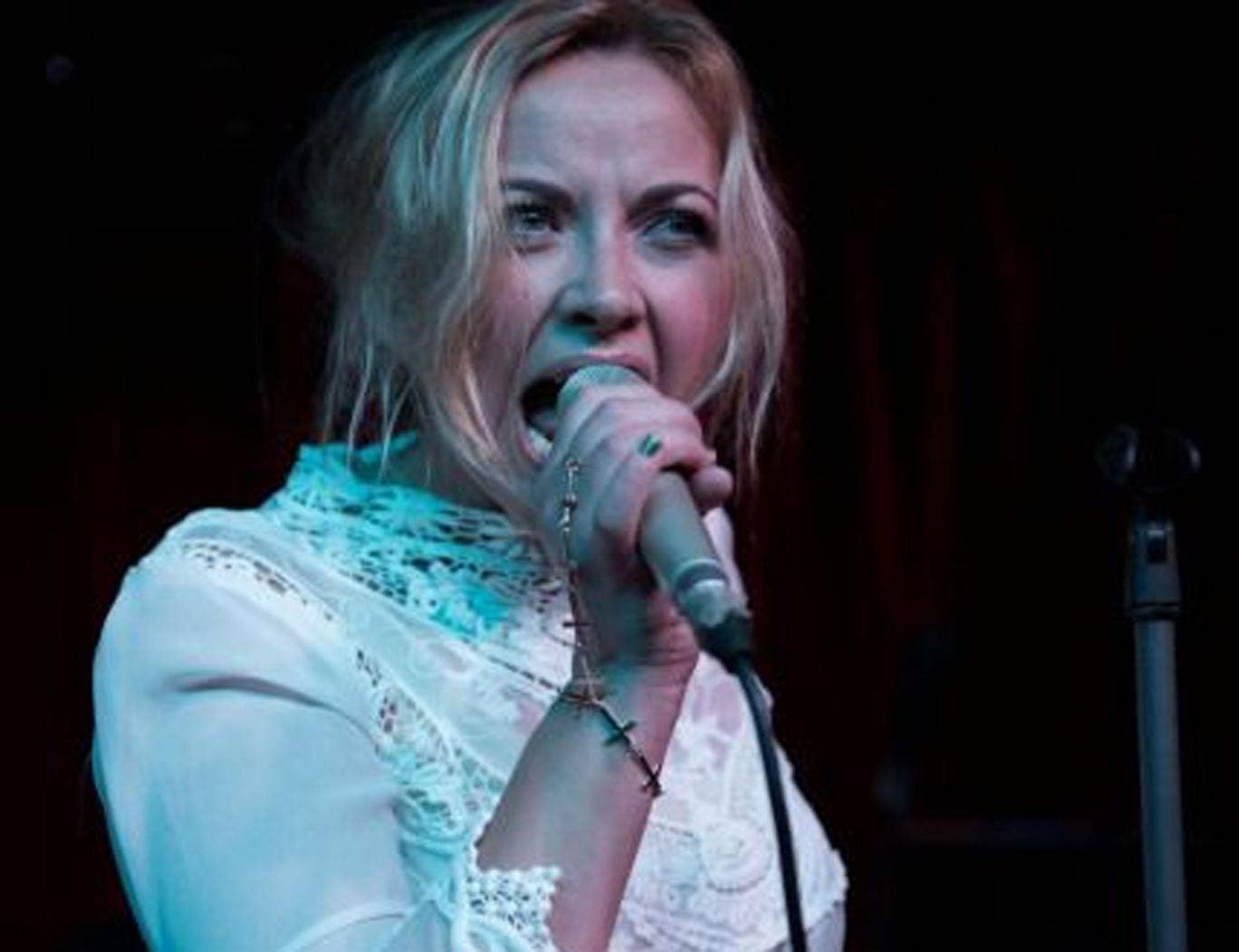 Charlotte Church: 'James Murphy would be handy to have around...'