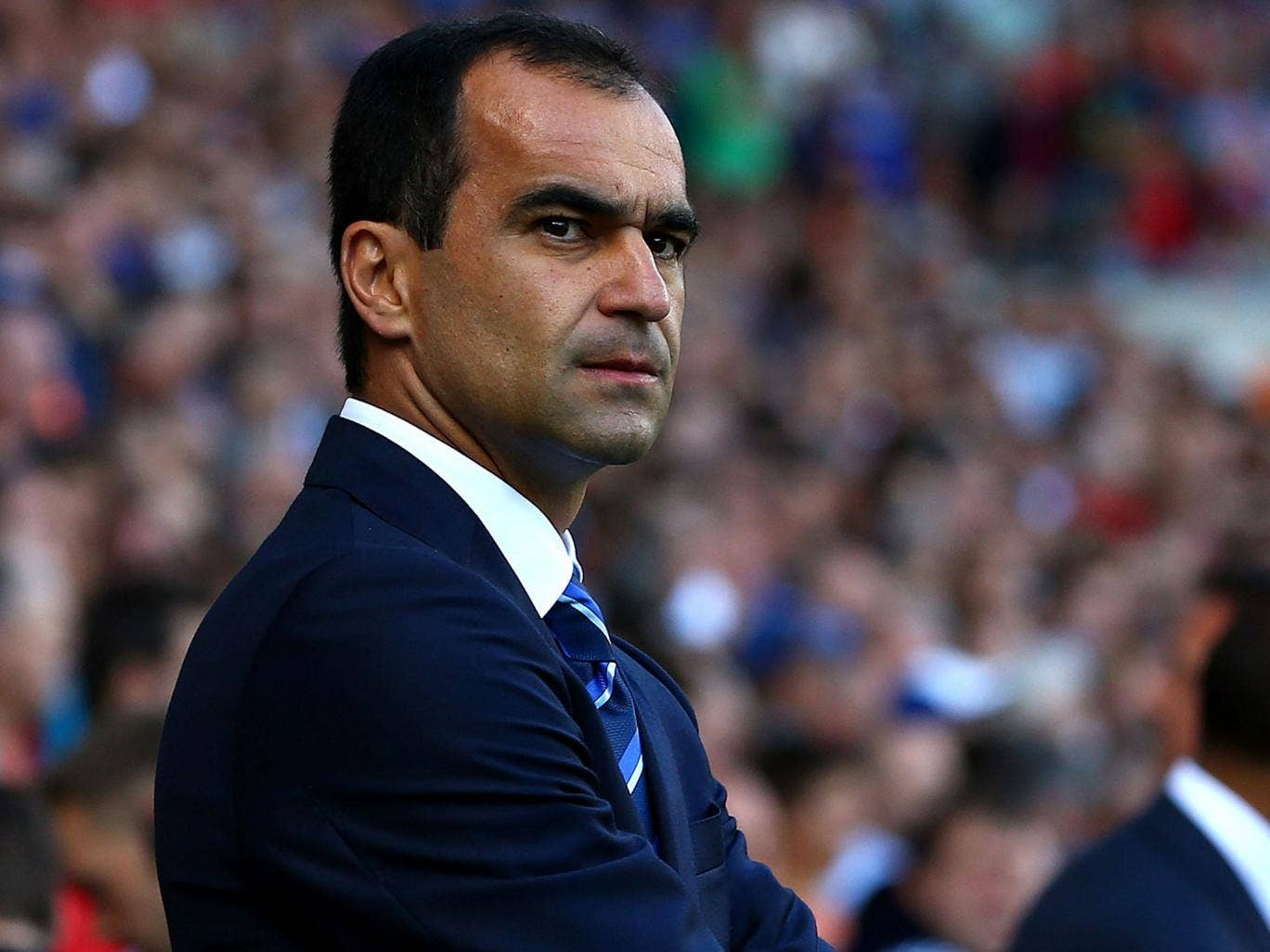 Roberto Martinez: Manager says in Spain teenagers improve by playing in 'real' games with men