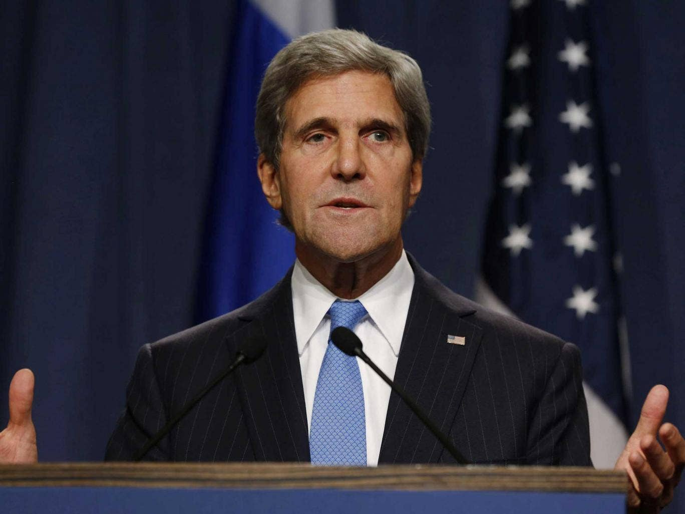 John Kerry opens swiftly-convened talks on Syria's chemical weapons
