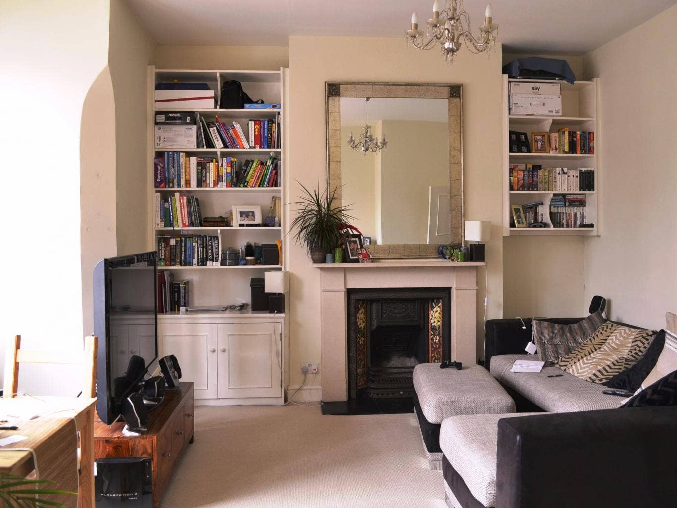 2 bedroom flat to rent in Glenloch Road, Belsize Park. On with Benham and Reeves for £475 per week.