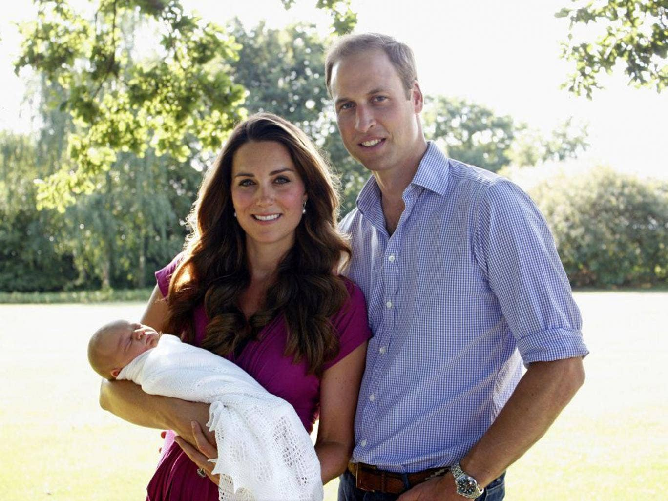 The Green Party would take away Prince William's right to be king.