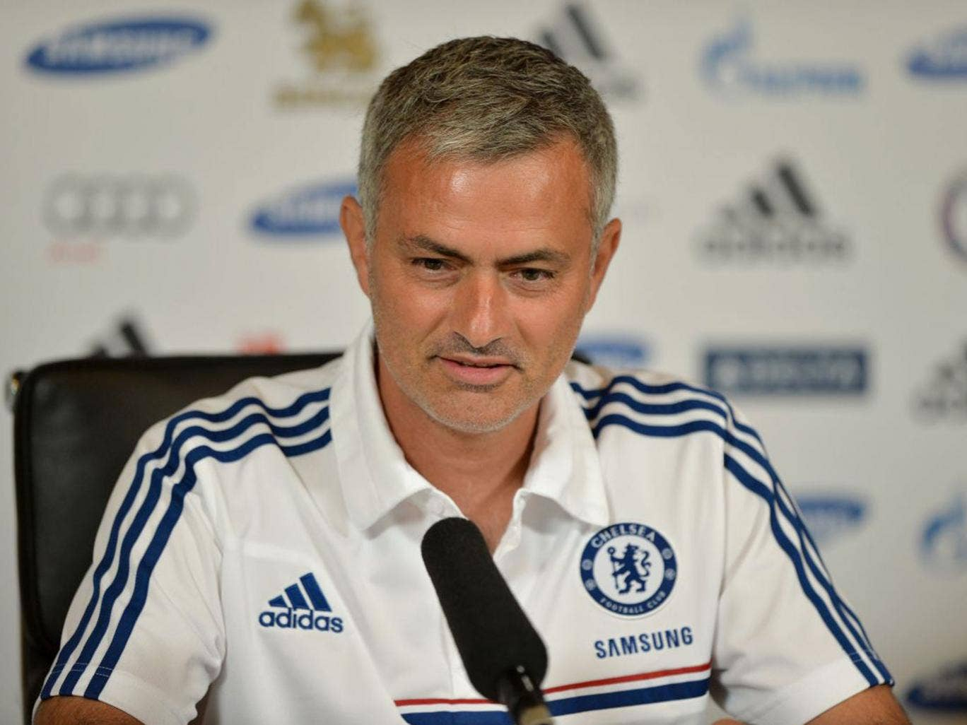 Mourinho has pledged to help England in his capacity as manager of Chelsea