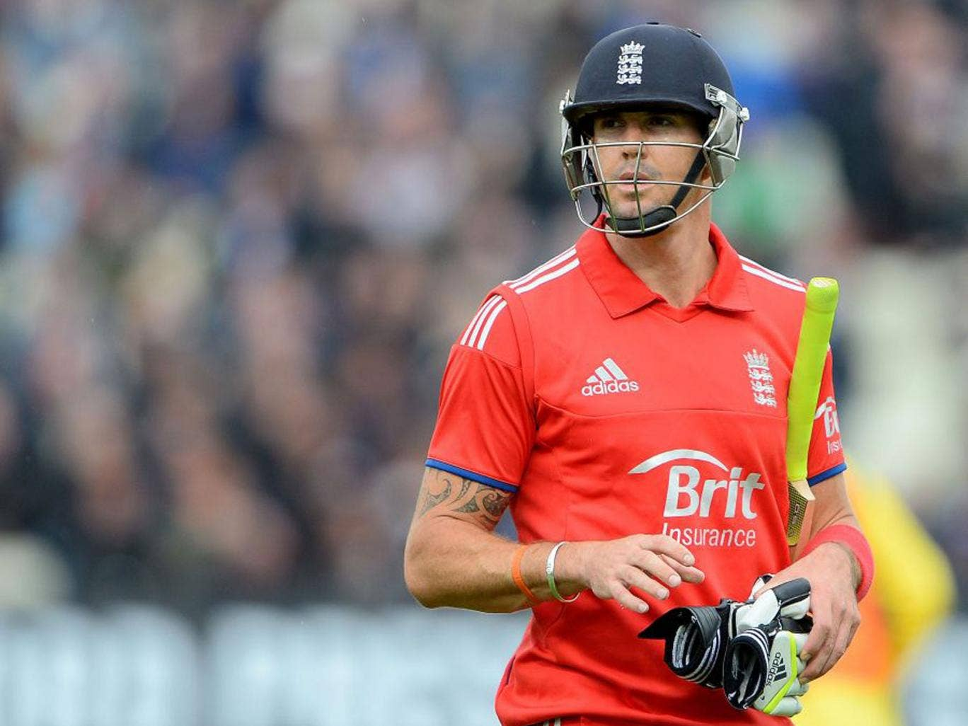 Ashley Giles must decide whether to continue with Kevin Pietersen as opener when Alastair Cook and Ian Bell return