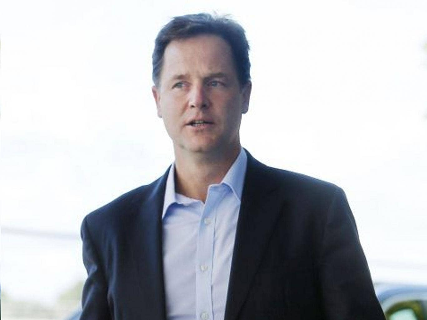 Nick Clegg says Lib Dems will push to raise personal tax-free allowance to £12,500 if re-elected