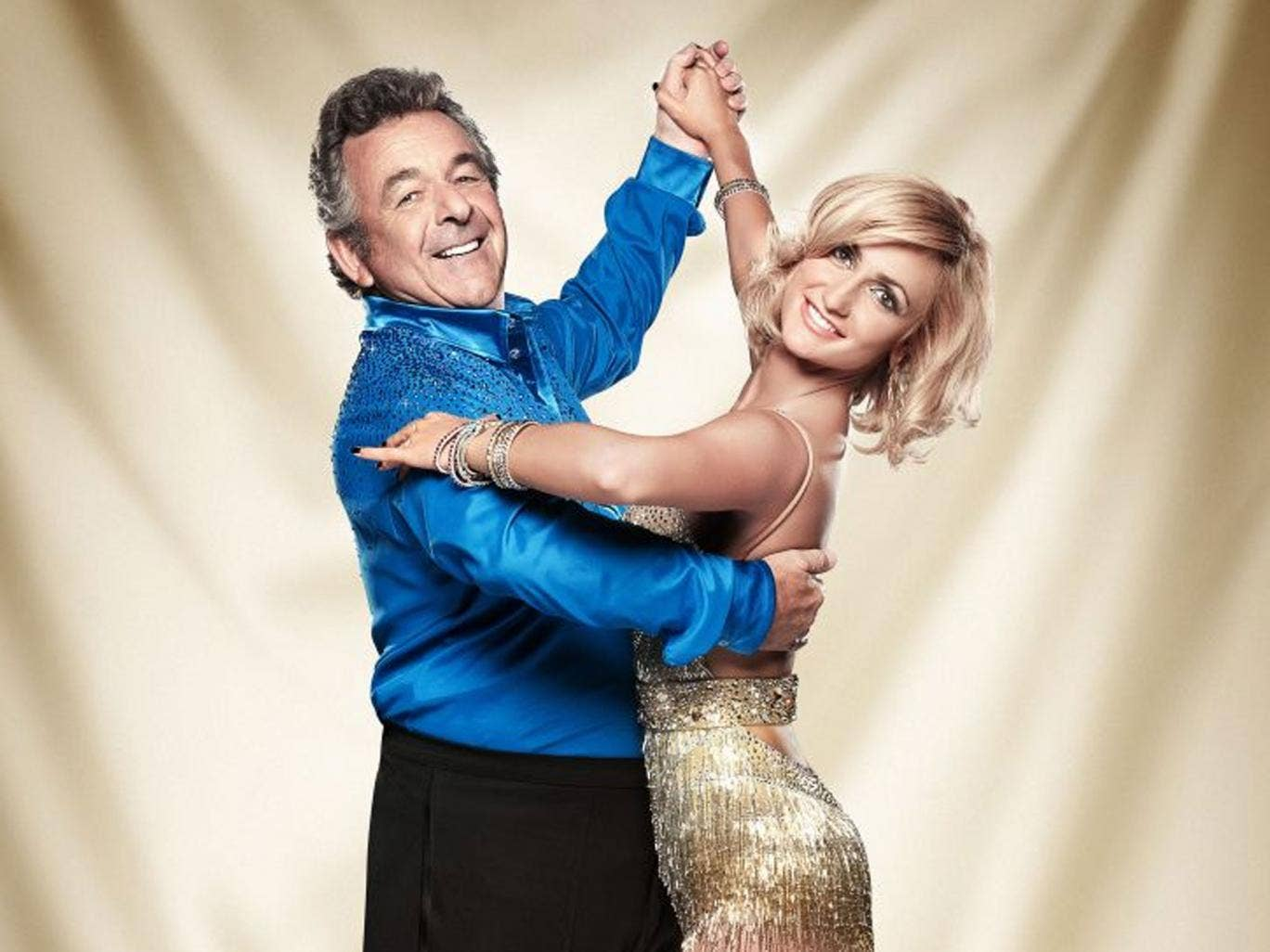 Tony Jacklin, the 69-year-old golfer, will take part in this years Strictly Come Dancing