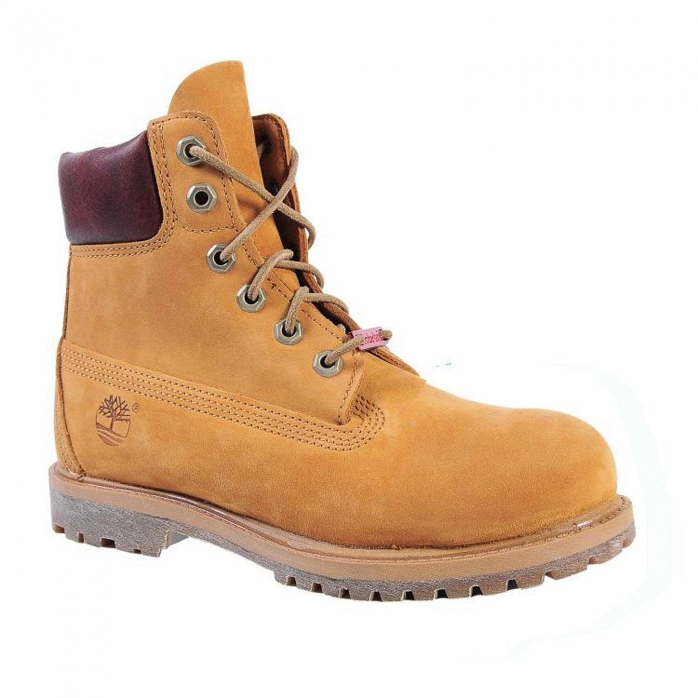 A bright yellow workman's boot does not sound like the most obvious candidate for wardrobe icon status but with 40 years of steady sales under its belt and a host of celebrity wearers, Timberland's most famous creation has earned its place in the shoe cup