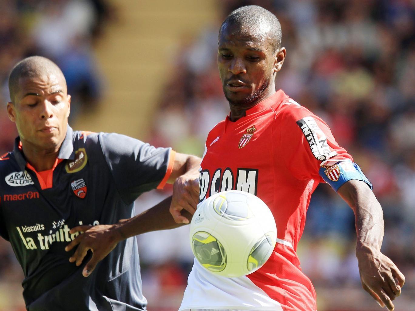 Eric Abidal now captains the AS Monaco side