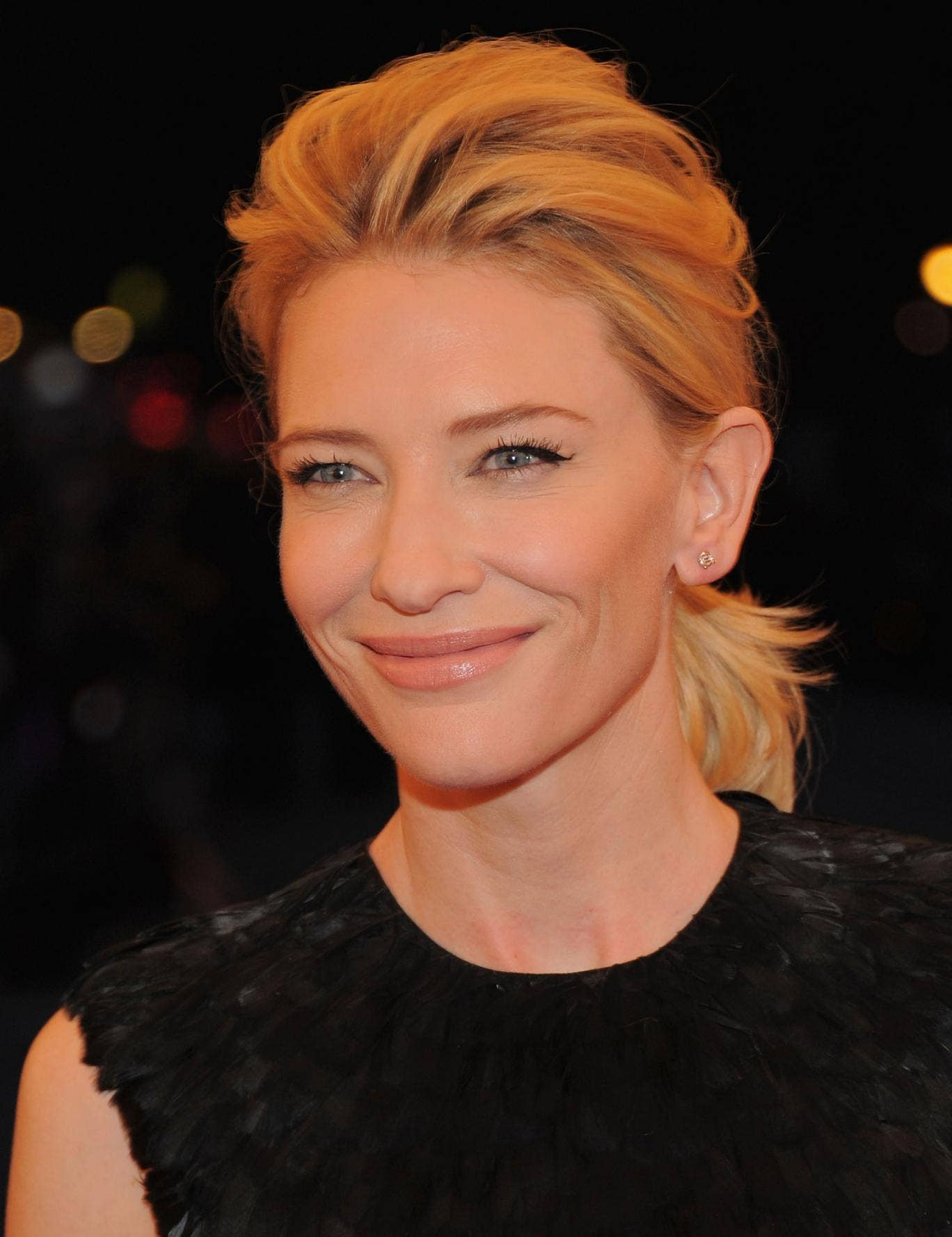 Cate Blanchett will be at the London premiere of Blue Jasmine tonight