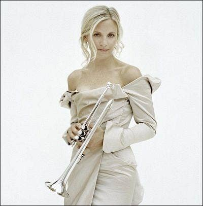 Alison Balsom has been named artist of the year at the Gramophone Classical Music Awards