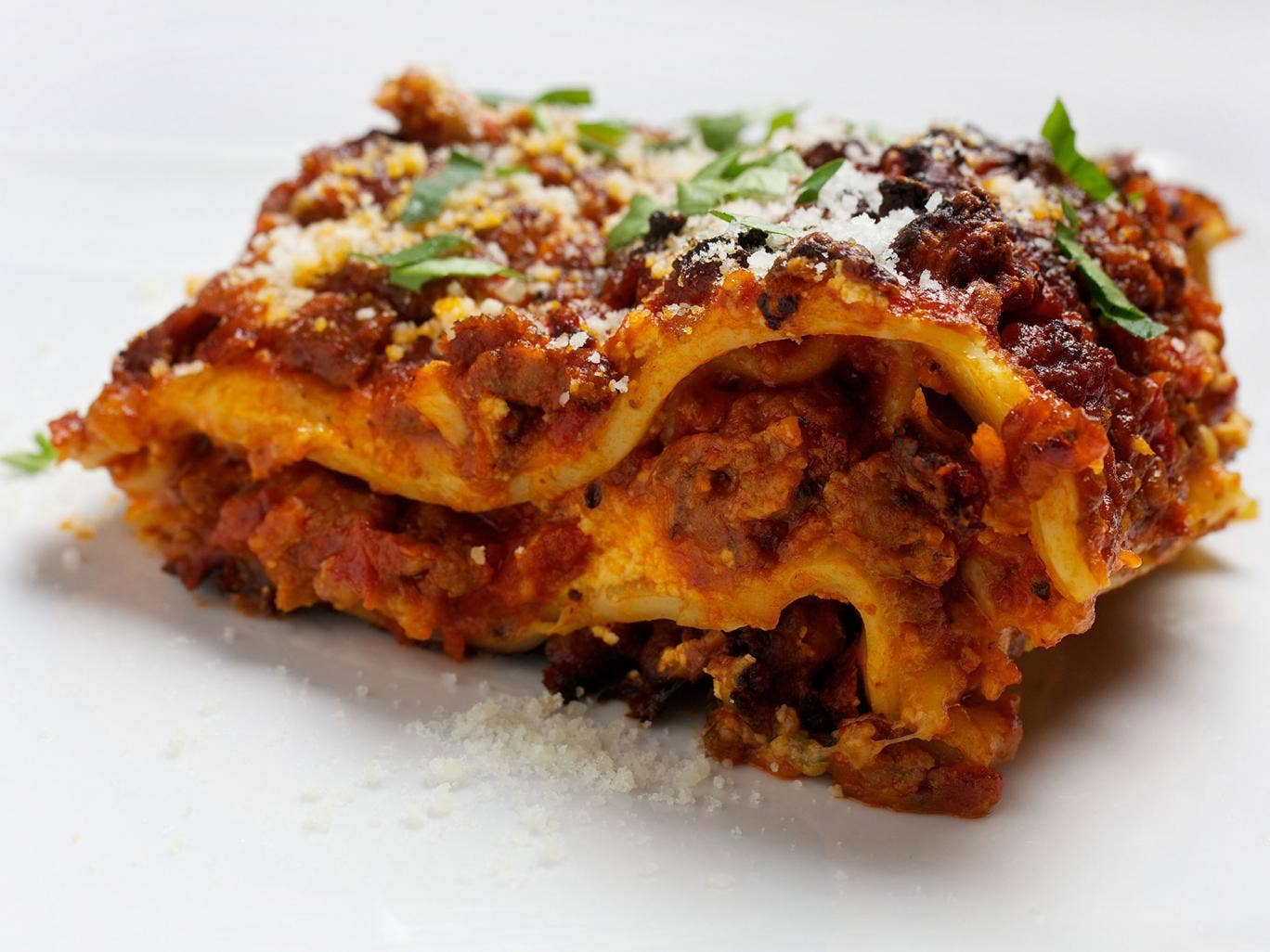 John Chandler's lasagna has reigned as the most popular recipe on AllRecipes.com for more than a decade