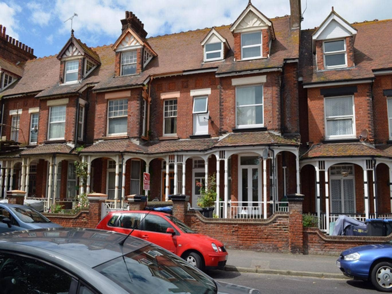 A two bedroom maisonette to rent in Westbrook Gardens, Margate, at £150 per week, on with New Space Margate.