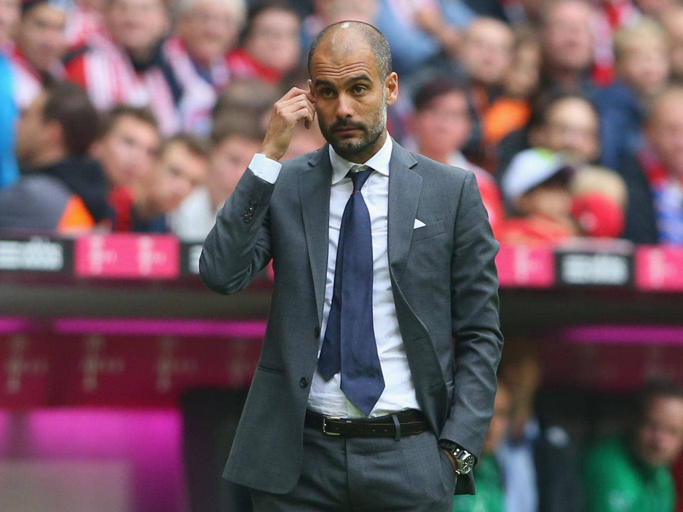 Pep Guardiola hasn't had the 'perfect' start to his career with Bayern Munich that many will have expected