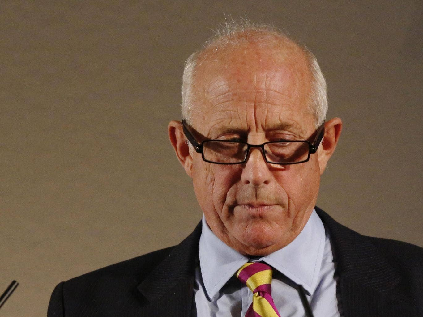 Godfrey Bloom lost the UK Independence Party whip after he jokingly described women as 'sluts'