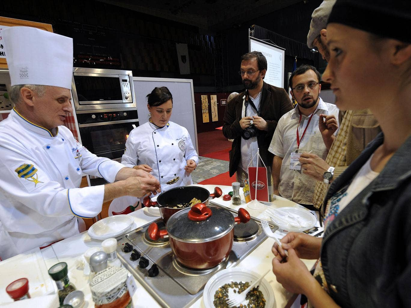 Tender mercies: Food lovers say that halal food has a superior  flavour and texture