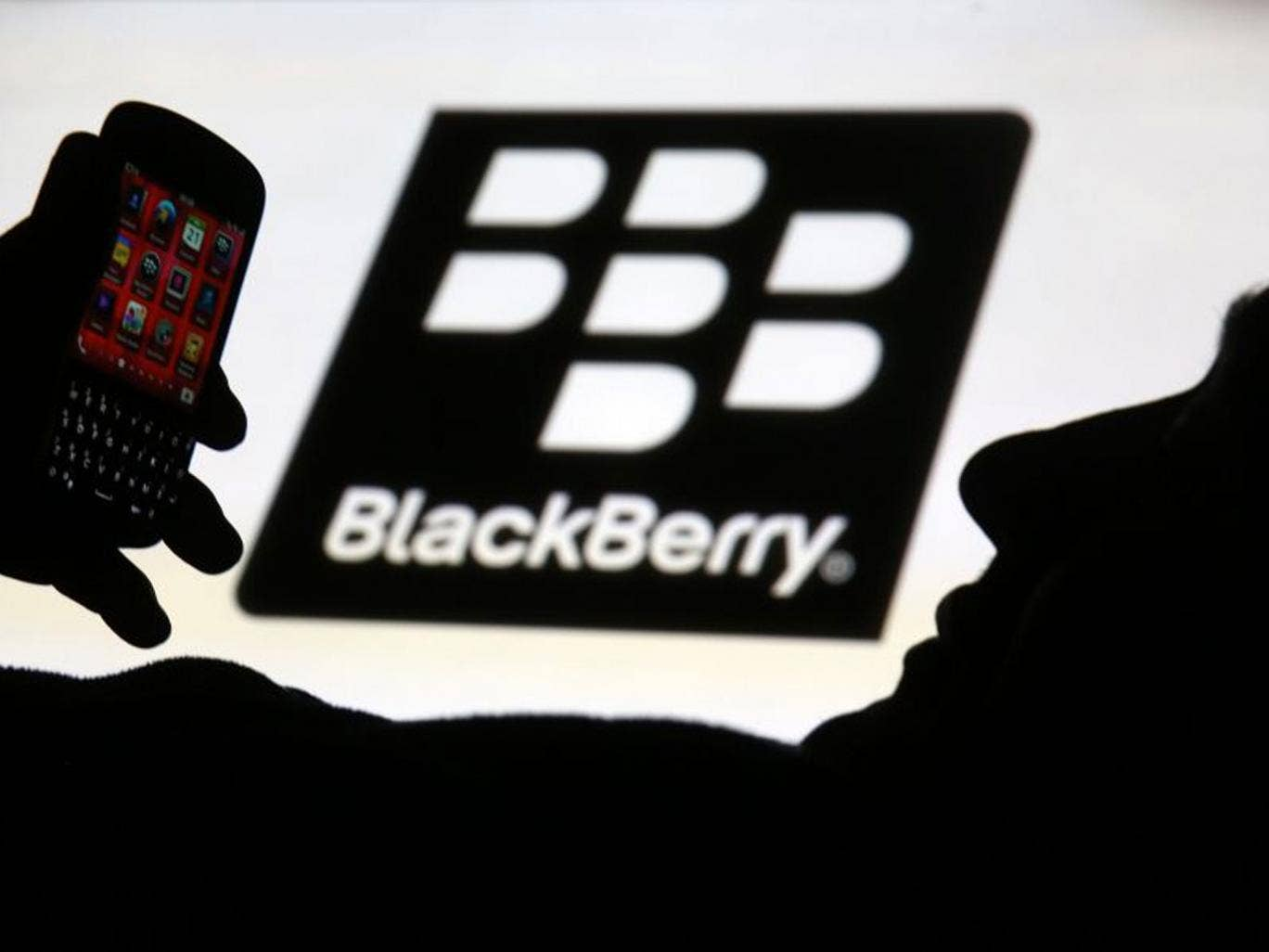 Blackberry was once valued at more than $80bn (£50bn)