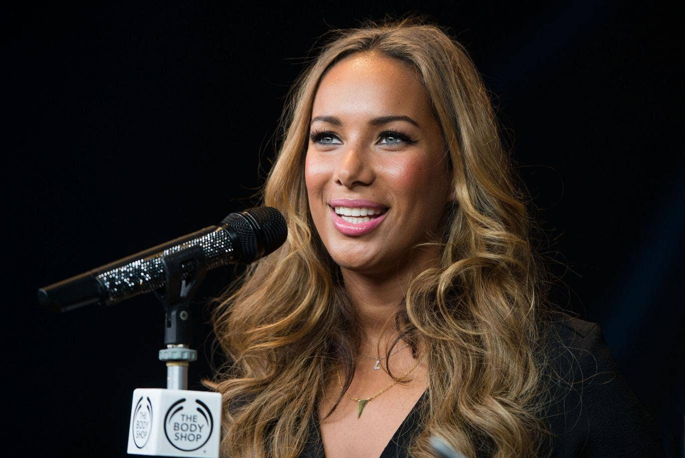 Leona Lewis is moving from music to film