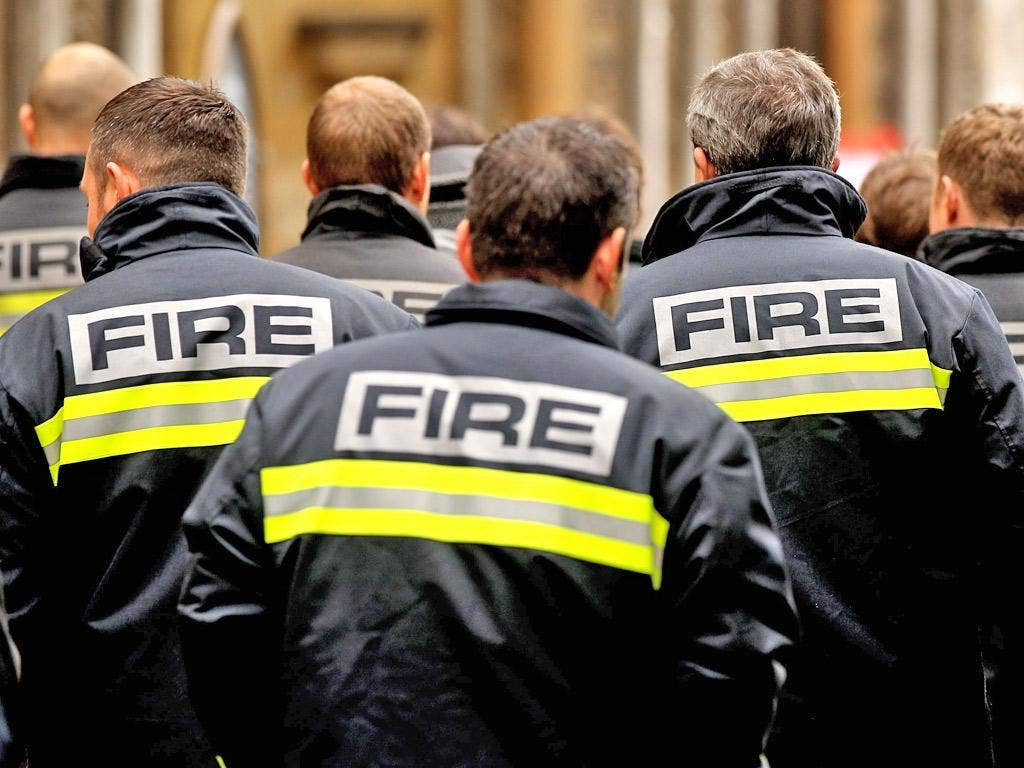 Almost 80 per cent of FBU members voted in favour of industrial action