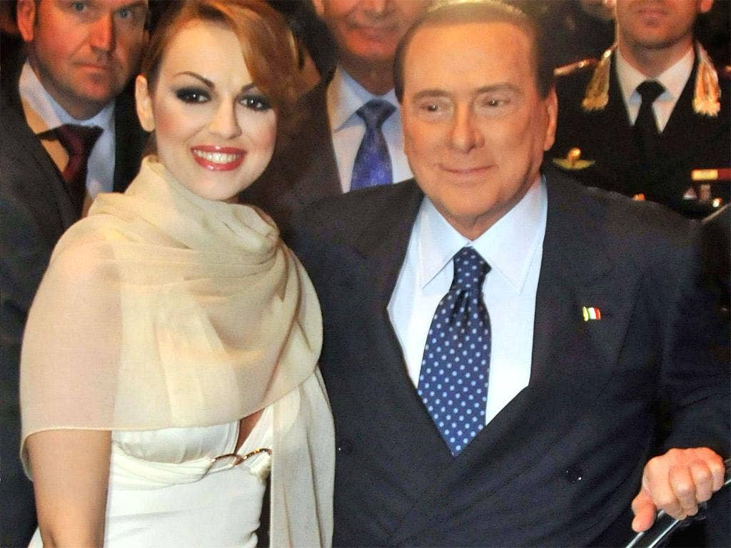 Silvio Berlusconi tells Italian 'Vanity Fair' that 27-year-old lover Francesca Pascale has 'brought him joy'