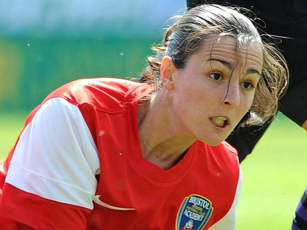 Natalia is one of three Spaniards at Bristol Academy