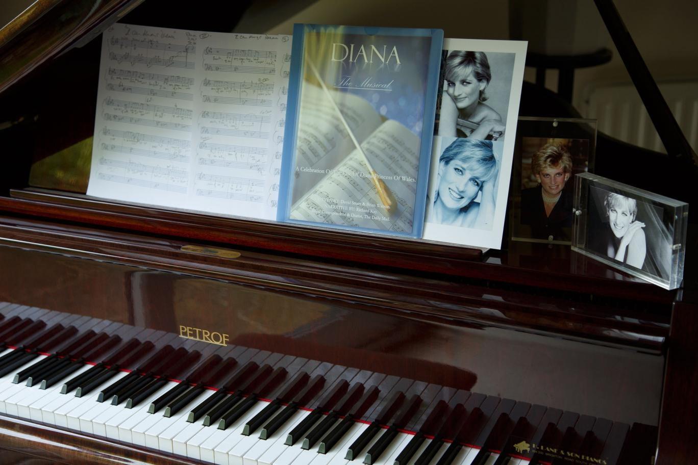 Diana paraphernalia owned by David Smart and Brian Watson