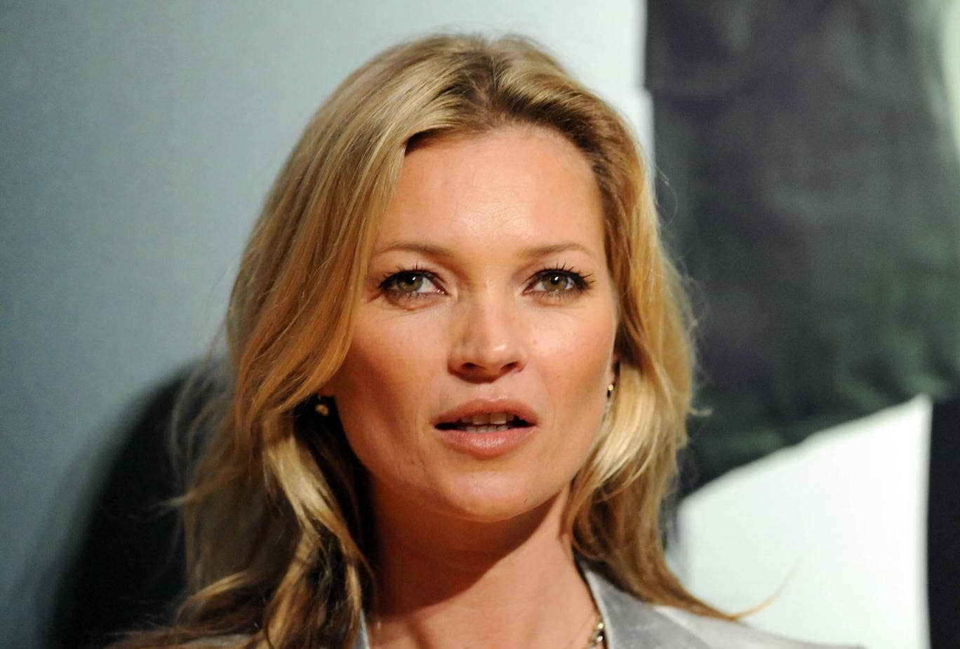 Kate Moss has appeared on a track by Canadian DJ Brendan Fallis