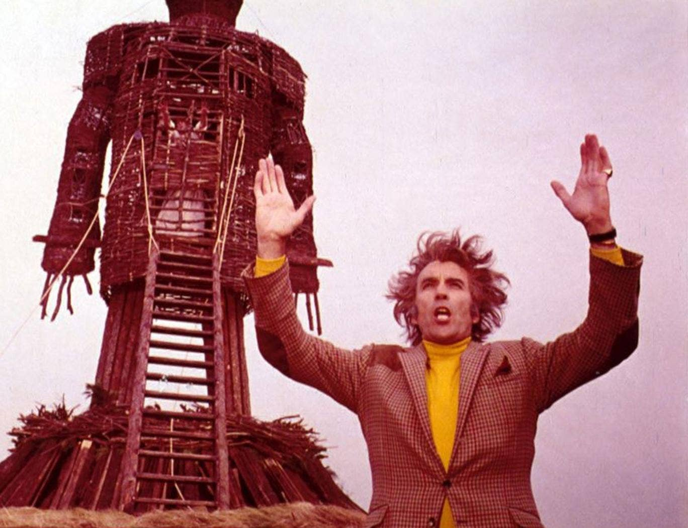 Yet another version of The Wicker Man is on release