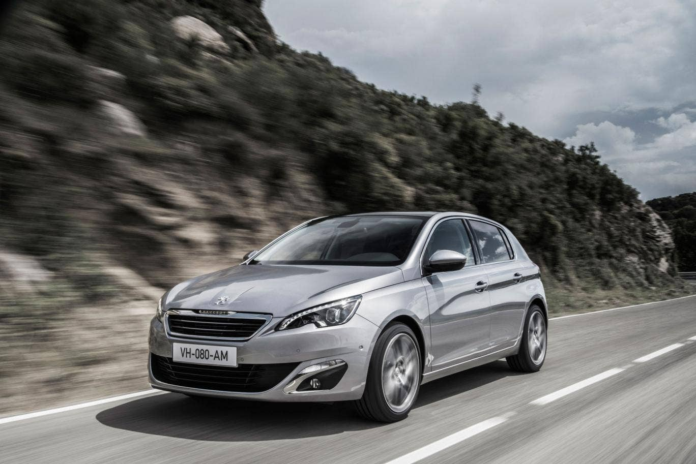 For the sheer interactive pleasure of driving, the new Peugeot 308 trumps the lot
