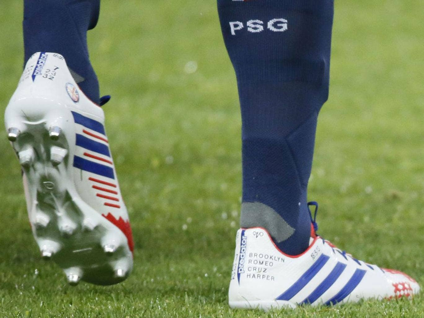 The hybrid boots