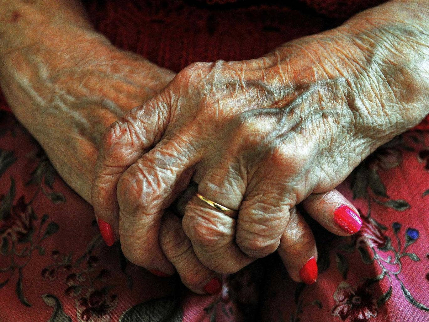 There has been a five-fold increase in the number of centenarians over the last three decades