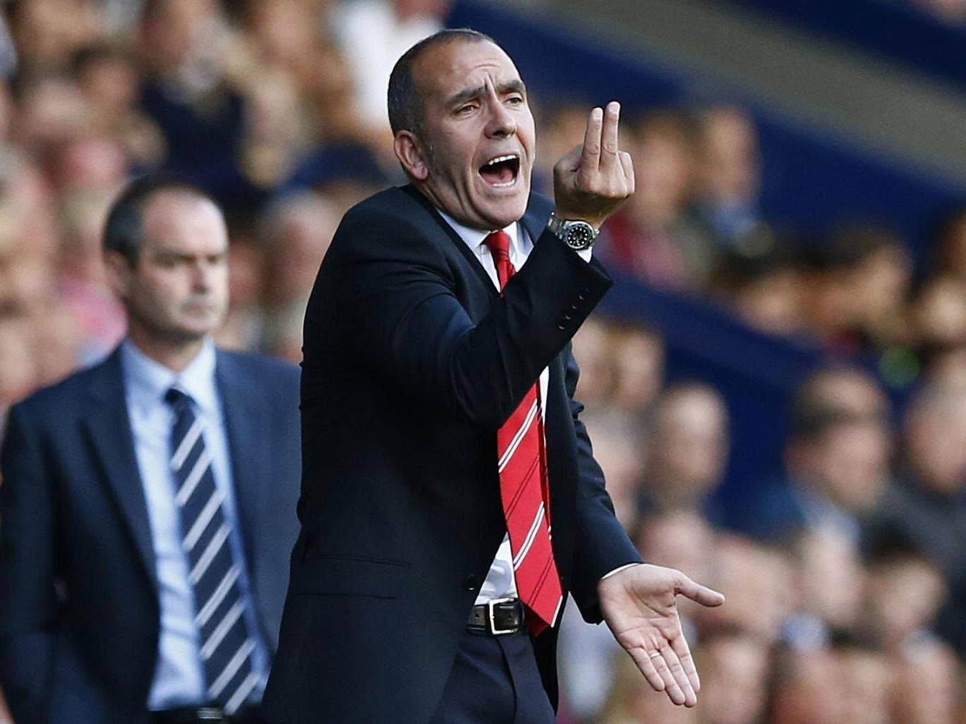 Paolo Di Canio was incredibly harsh in his criticism of players