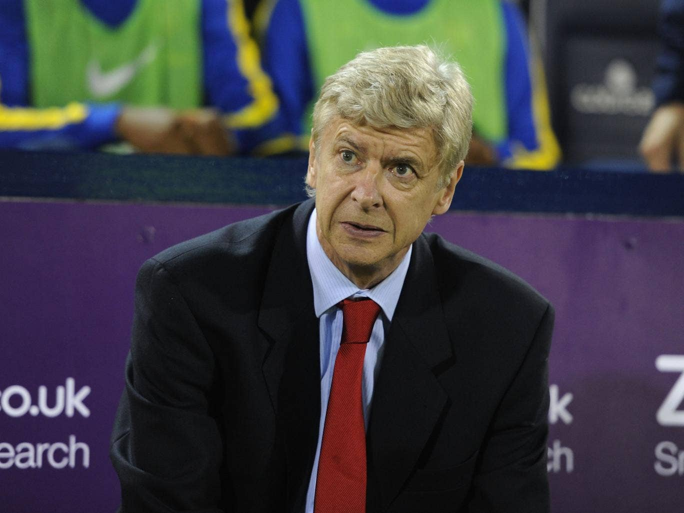 Arsene Wenger has been 'pleasantly surprised' by Arsenal's strong start to the season