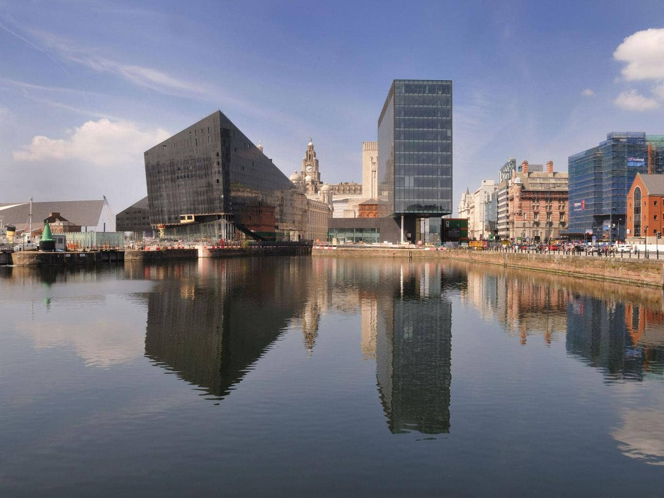 Rescue says five local authorities around Liverpool, home of the World Heritage waterfront, no longer receive architectural heritage advice