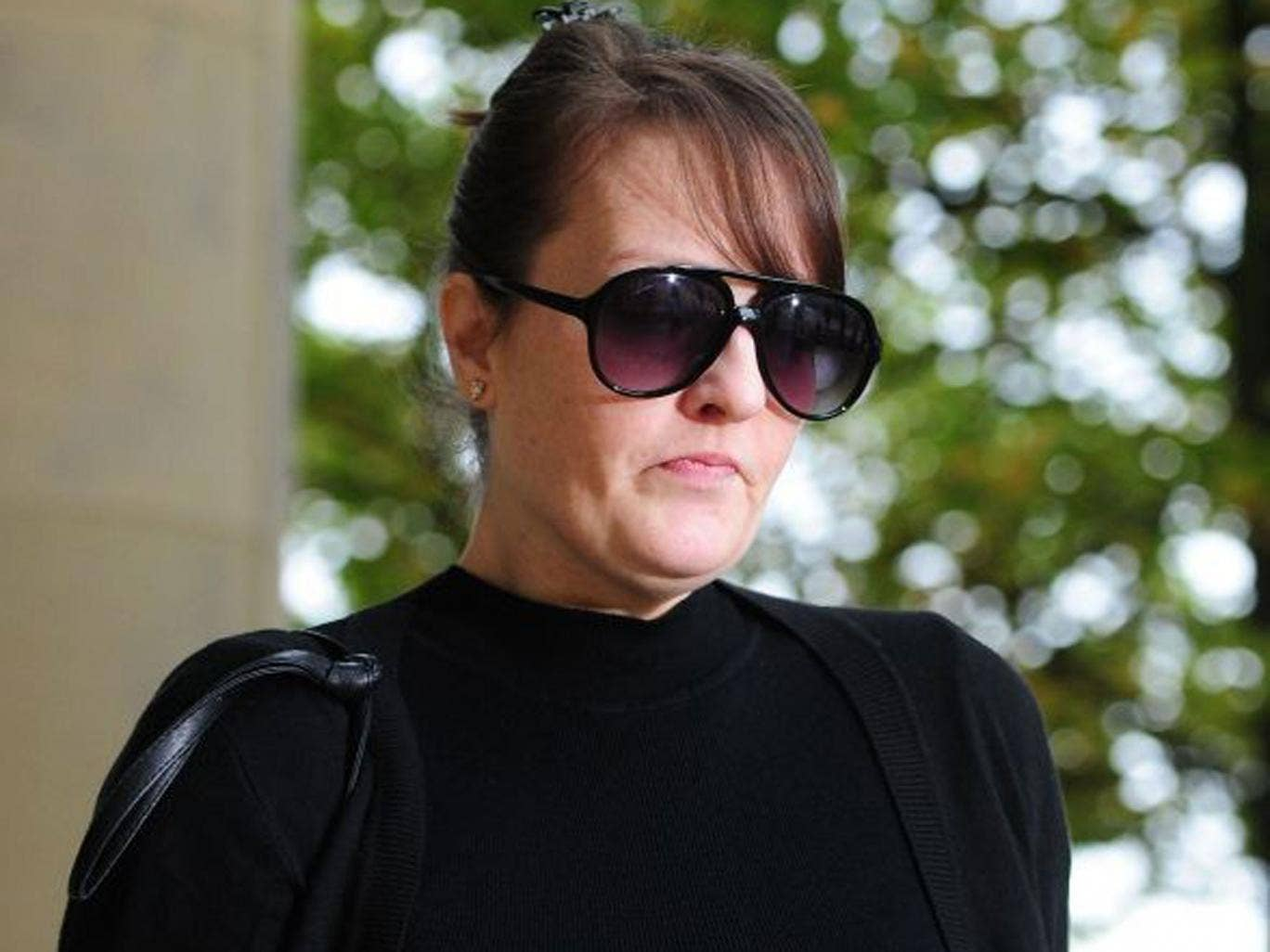 "Amanda Hutton told the jury that her son Hamzah had ""problems eating"""