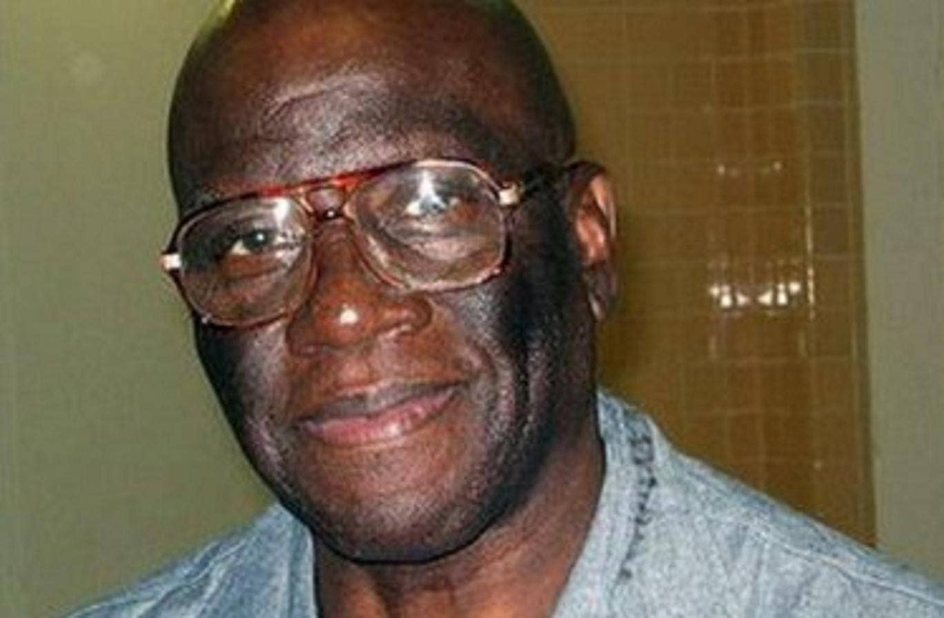 Herman Wallace pictured in 2008