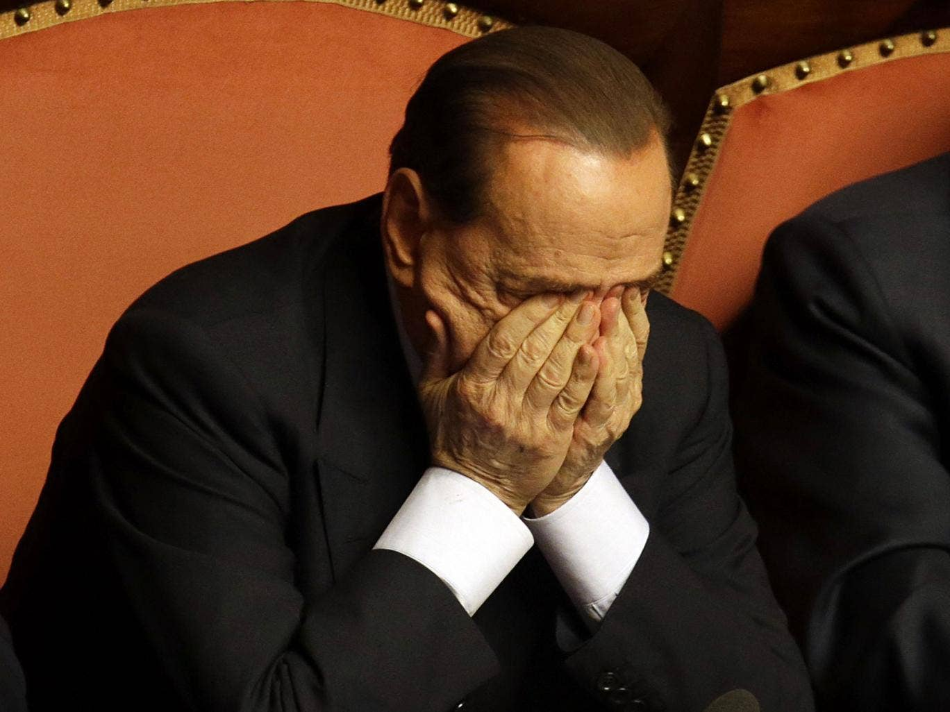 The Senate committee has recommended Berlusconi be expelled from parliament