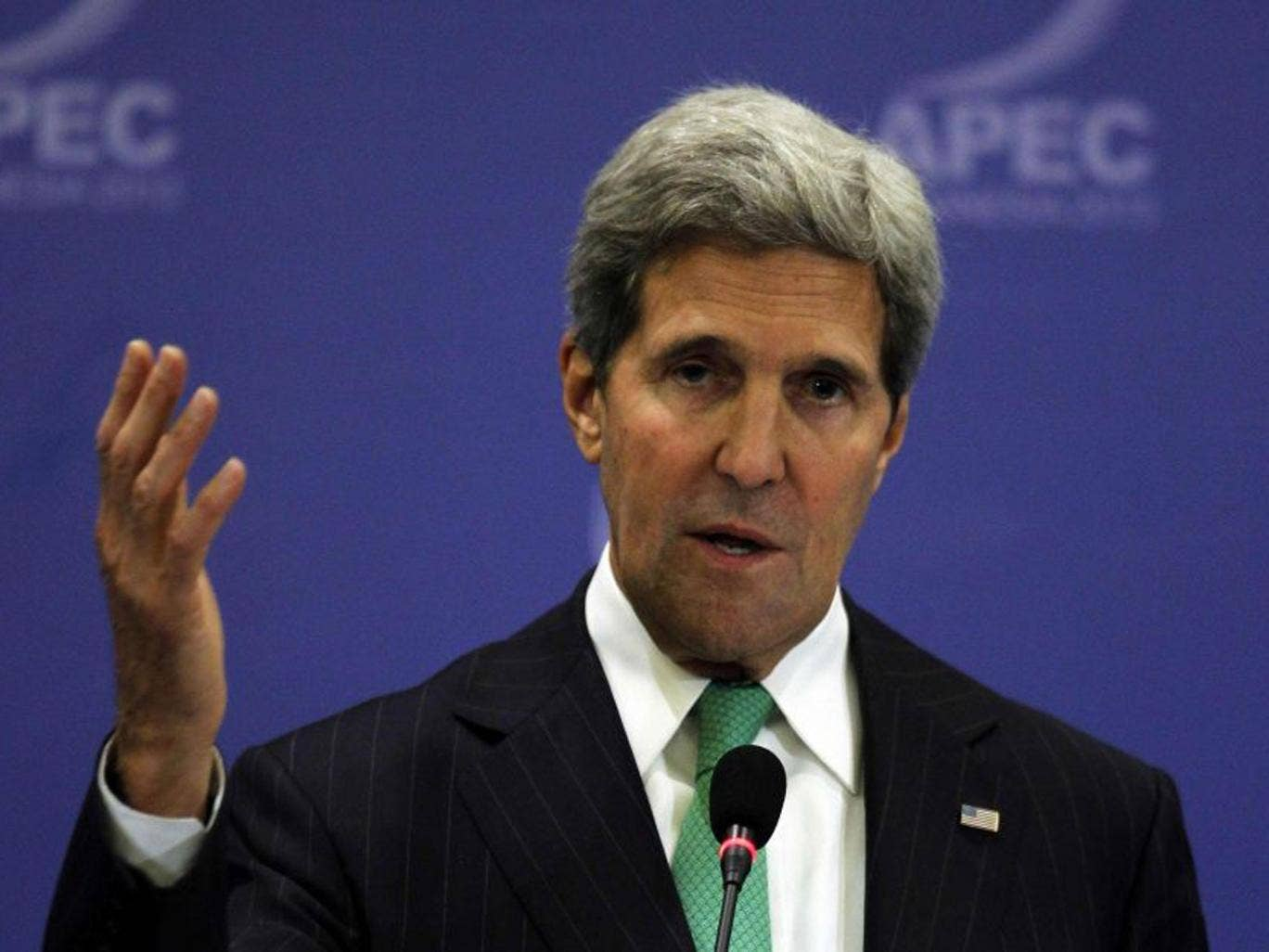 Kerry: Condemned 'political silliness'