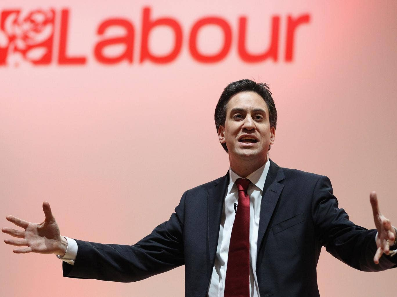 Ed Miliban has pledged to freeze gas and electricity prices for 20 months if Labour wins power