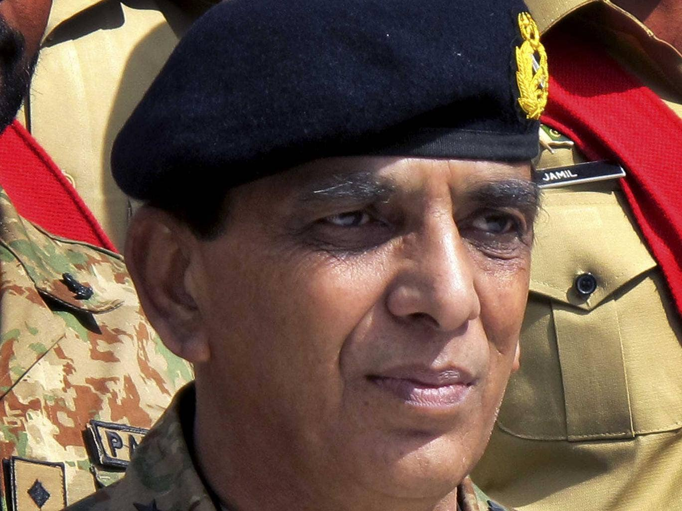 Pakistan army chief, General Ashfaq Parvez Kayani