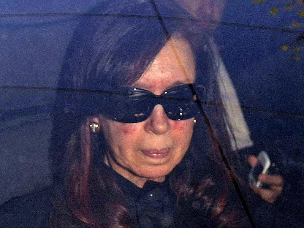 President Cristina Fernandez de Kirchner will have brain surgery in Buenos Aires