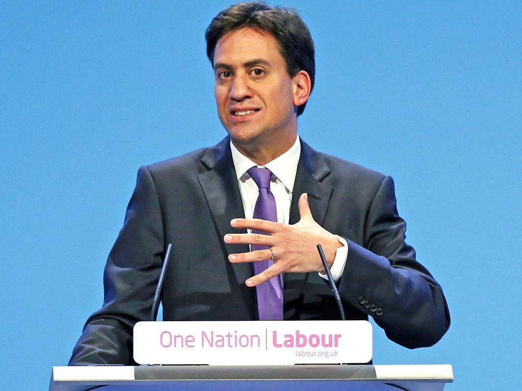 Miliband's performance at the Labour conference failed to make much of an impression on voters