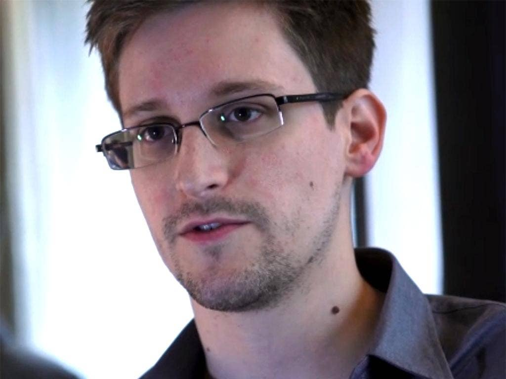 Edward Snowden has claimed his disclosures were in the public interest