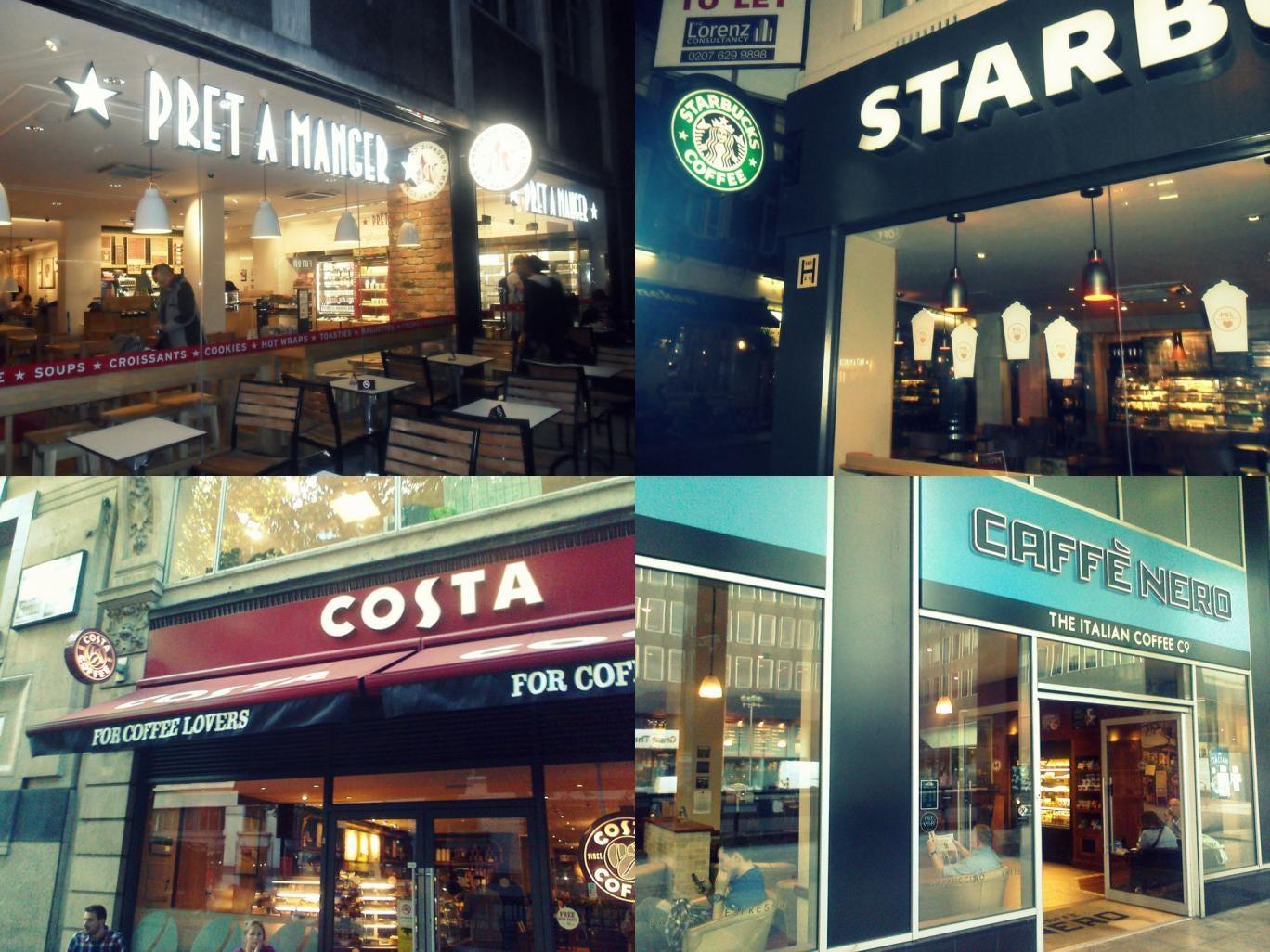 Amsterdam Cafe Vs Coffee Shop